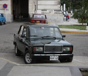 Valdības auto Kubā