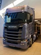 Scania S500, kuram ir taisnā grīda salonā!
